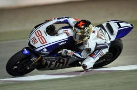 Race Report: Qatar 2012 for Jorge Lorenzo